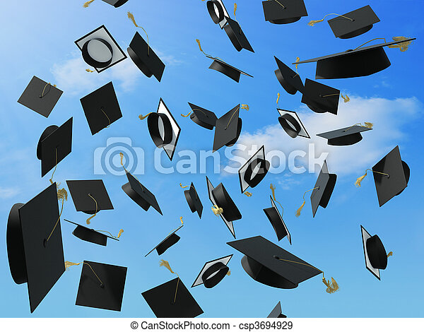 Graduation - csp3694929