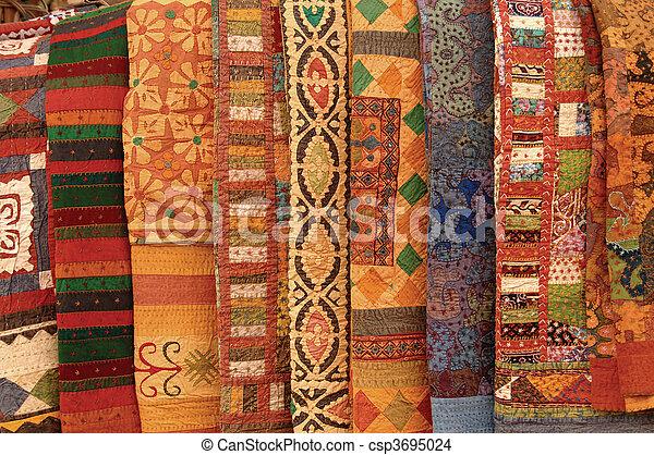 Textiles - csp3695024