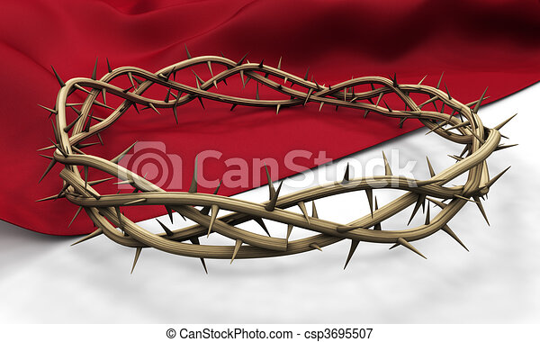 Crown thorns Clipart and Stock Illustrations. 527 Crown thorns ...