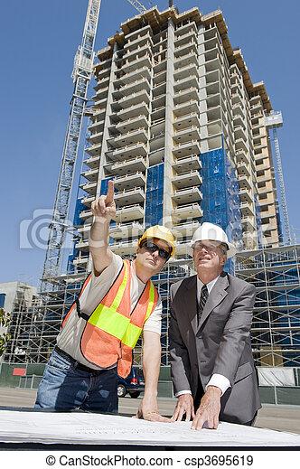Developer & Foreman - csp3695619