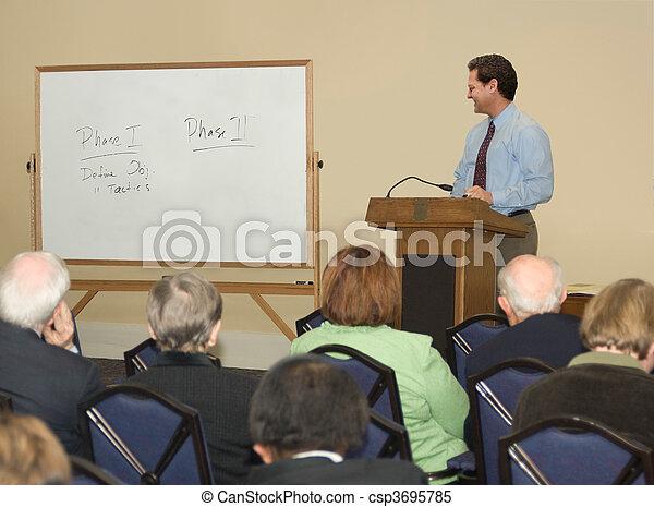 Lecture / Seminar - csp3695785