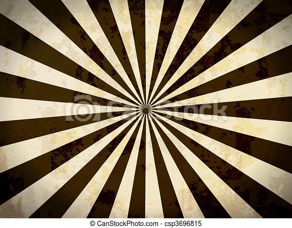 Retro Grunge background - csp3696815