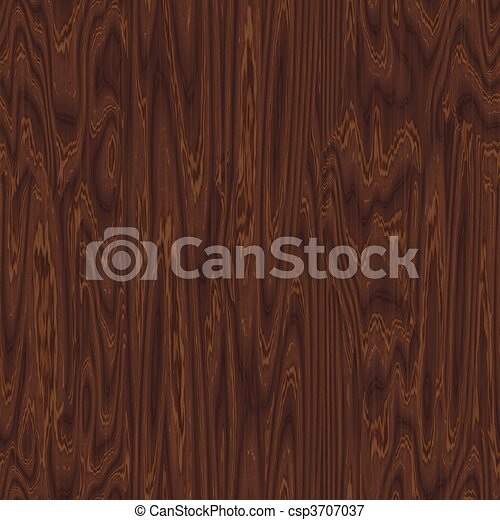 Wood Flooring - csp3707037