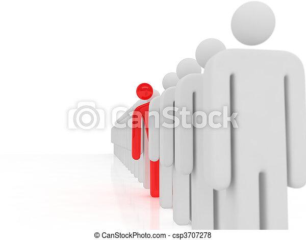 Waiting queue - csp3707278