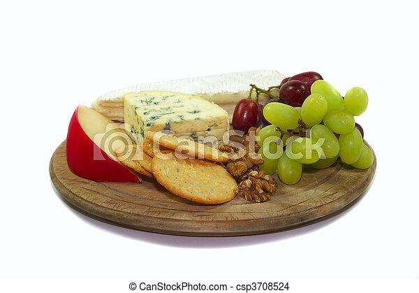 Cheese selection - csp3708524