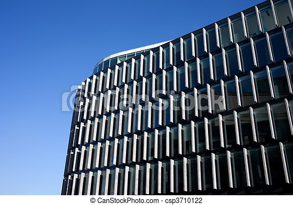 Office Building Modern Architecture - csp3710122