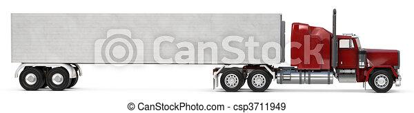 18 wheeler - csp3711949