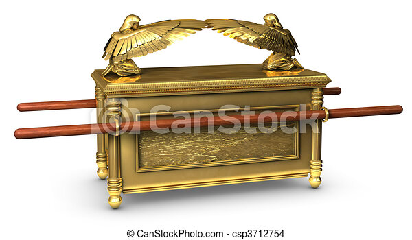 Ark of the Covenant - csp3712754