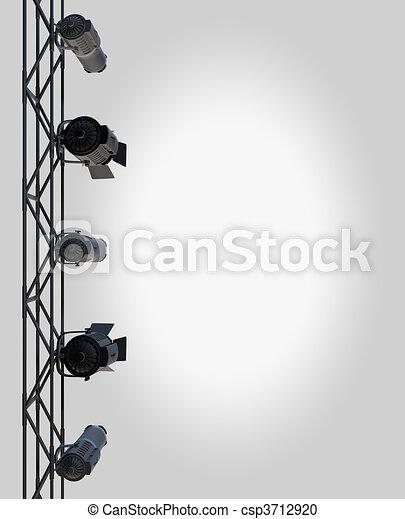 Spotlight Layout - csp3712920
