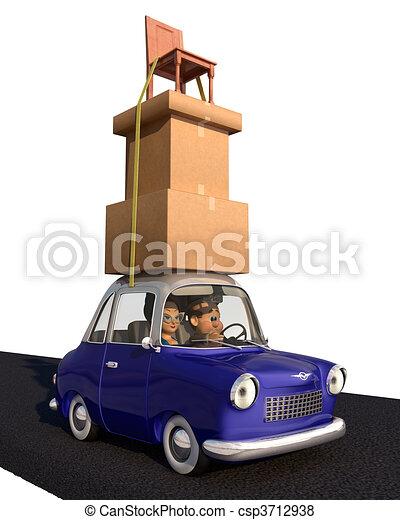Cargo Overload - csp3712938