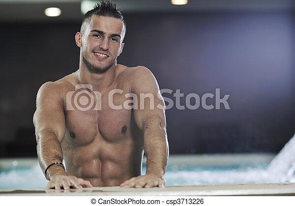 macho man - csp3713226