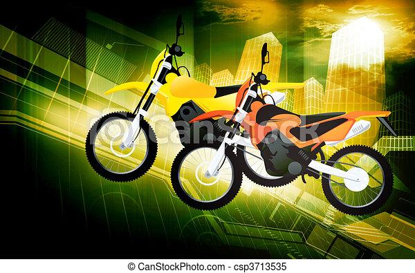 Motor sports - csp3713535