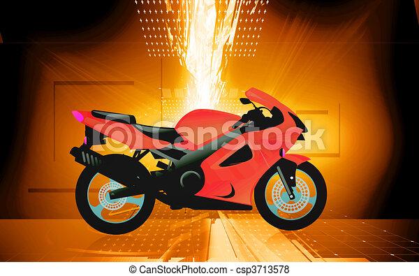 Motor sports - csp3713578