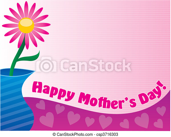 Happy Mother\\\'s Day - csp3716303