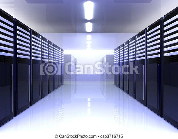 Server Room - csp3716715