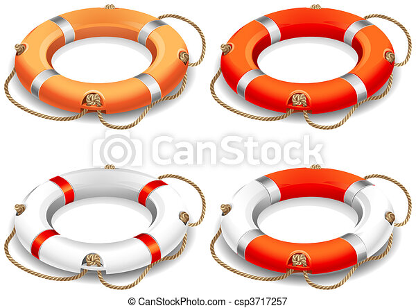 Life belt - csp3717257