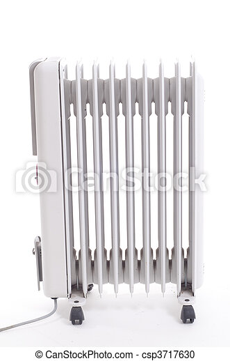 Old Electrical Oil heater - csp3717630