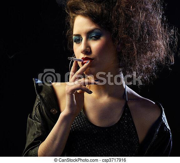 de fumar prostituta