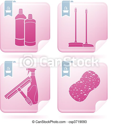 Cleaning Appliances - csp3719093
