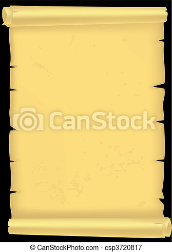 old vintage paper - csp3720817