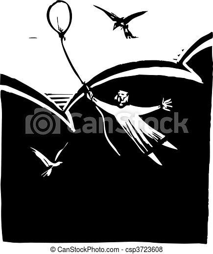 Carried Away - csp3723608