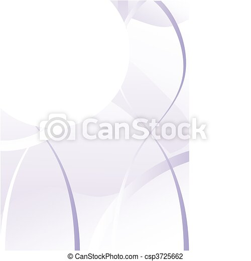 A blue business card, brochure cover or presentation vector background - csp3725662