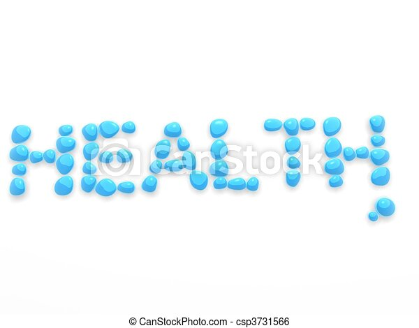 health illustration - csp3731566