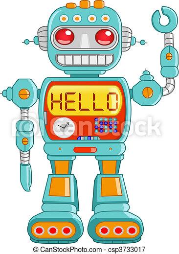 Hello robot - csp3733017