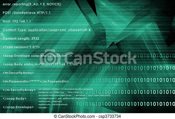 PHP HTML Website - csp3733734
