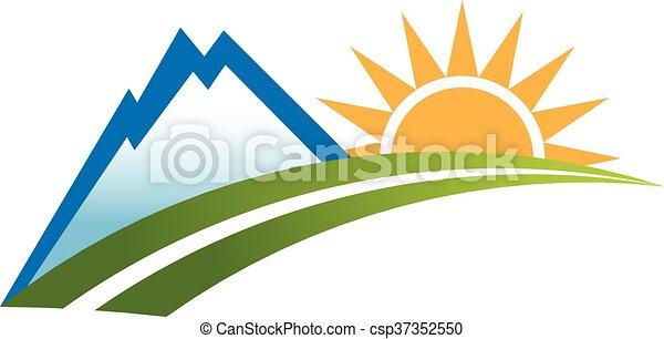 Outdoor recreation logo
