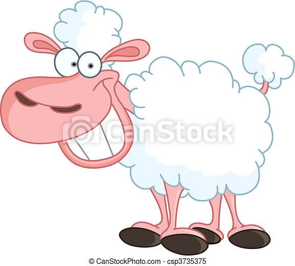 Sheep - csp3735375