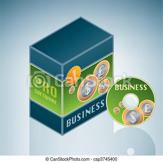 Business Software Bundle - csp3745400