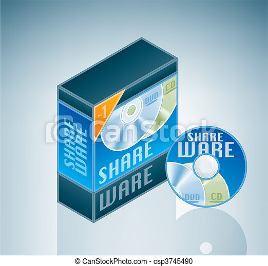 Shareware Illustrations and Clipart. 120 Shareware royalty free ...