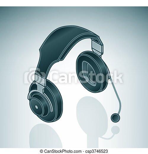 Multimedia Computer Headphones - csp3746523