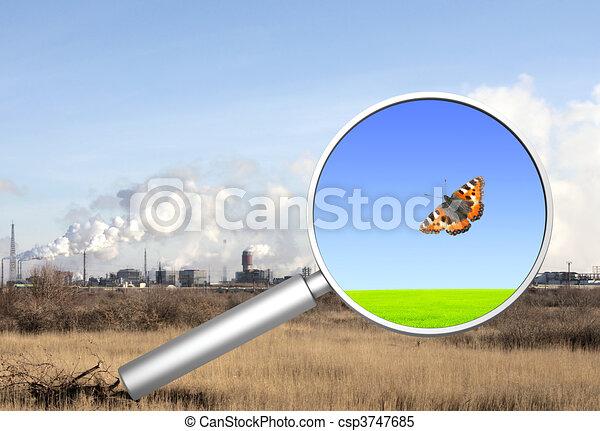 Ecology concept - csp3747685