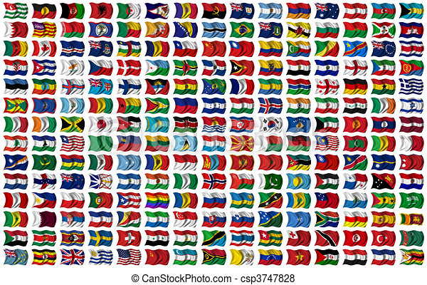 De banderas del mundo con nombres - Imagui