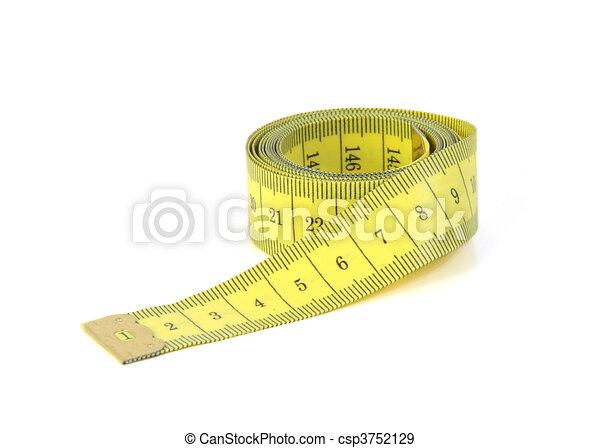 Measuring tape - csp3752129