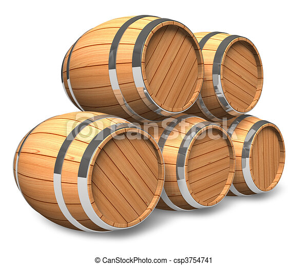 Wine storage - csp3754741