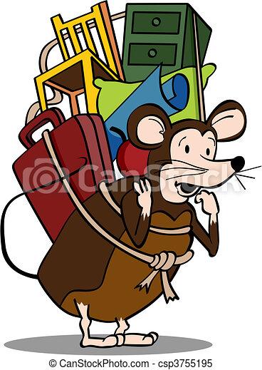 Pack Rat - csp3755195