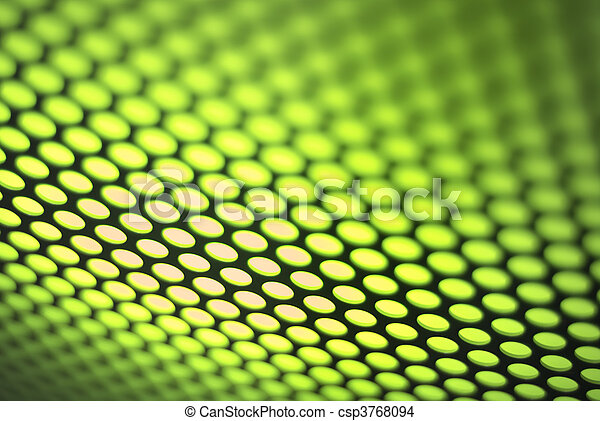 Metalic backlit shinny background - csp3768094