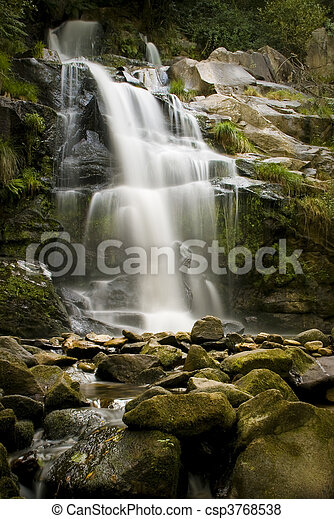 Waterfall - csp3768538