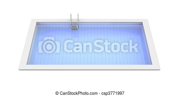 Swimming Pool - csp3771997