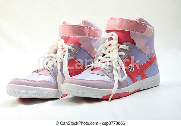 pair of fashion sneakers - csp3773086