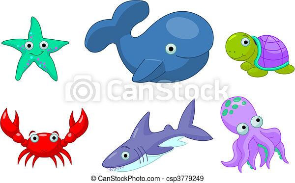 Sea Life - csp3779249