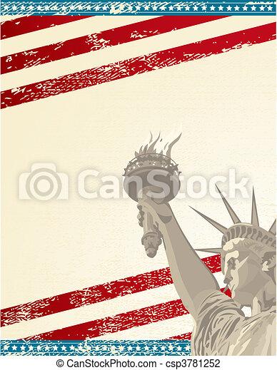 Freedom - csp3781252