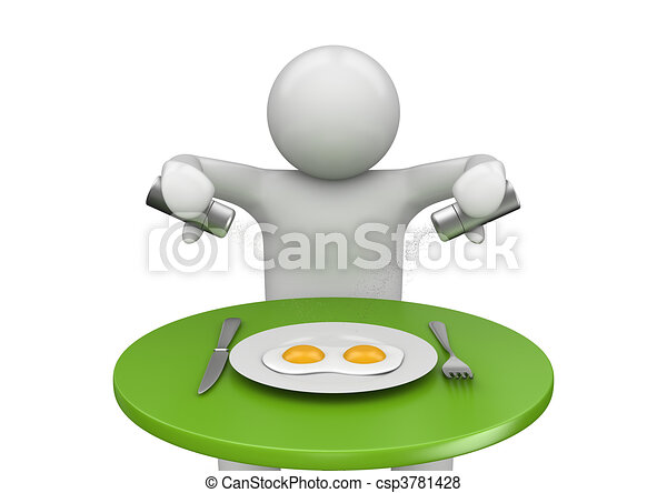 Lifestyle collection - Breakfast - csp3781428