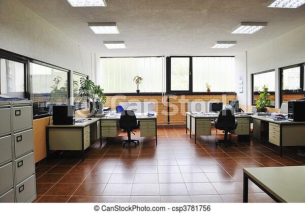 Stock de imagenes de interior oficina computadoras for Computadoras para oficina