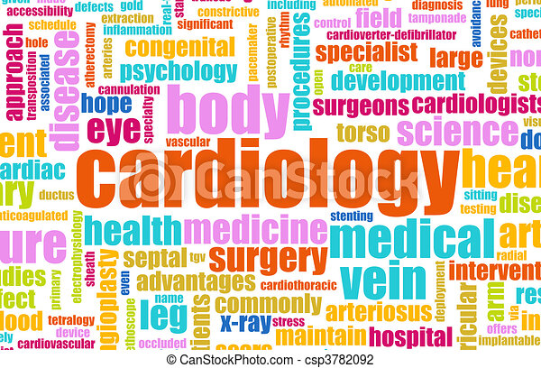 Cardiology - csp3782092