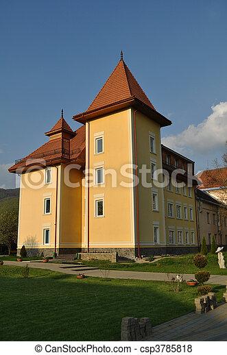 medical corps of sanatorium on a re - csp3785818