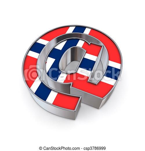 AT-National - Norway - csp3786999